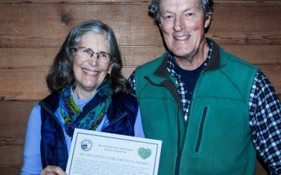 Jo Ann Green Environmental Award 2017