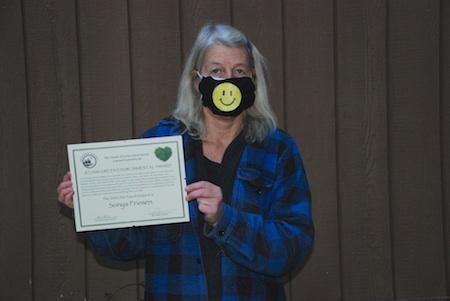 Jo Ann Green Award Winner 2020